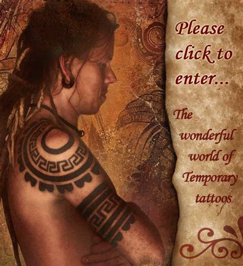 gudu ngiseng blog mayan tattoos