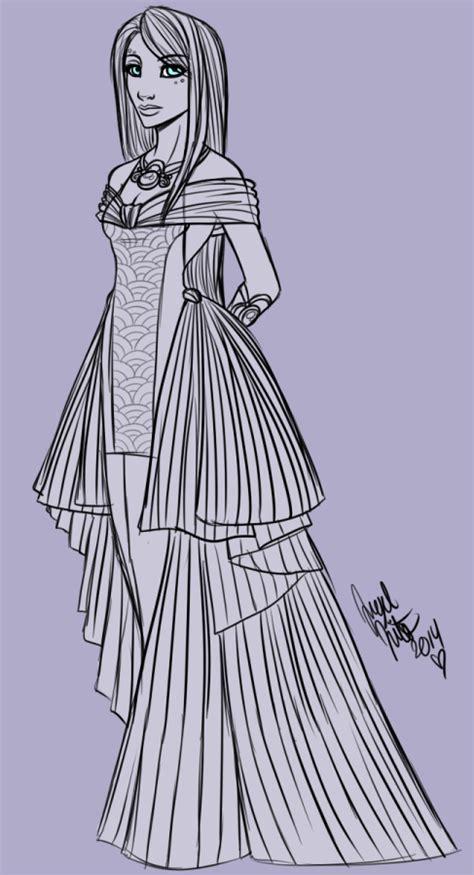 Dress Doodle fancy dress doodle weasyl