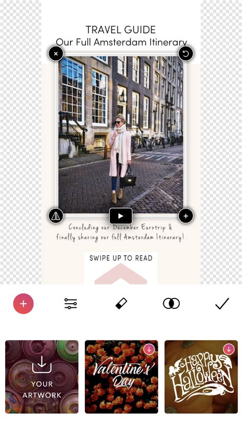 The Best Apps For Customizing Instagram Stories Katie S Bliss Instagram Story Template App