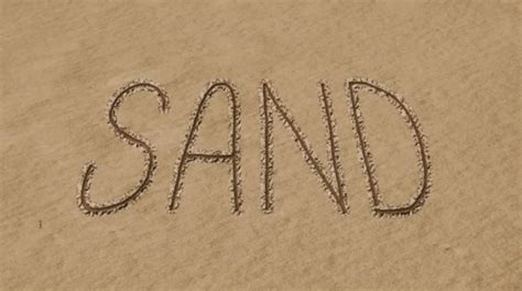 sand typography photoshop tutorial summer time photoshop tutorials and resources psddude