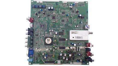 Westinghouse TV Model LTV-32W6HD Main Audio Video Board ... Westinghouse Tv Parts
