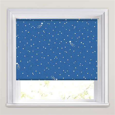 patterned blackout blinds bedroom shooting stars patterned kids blackout bedroom roller blinds