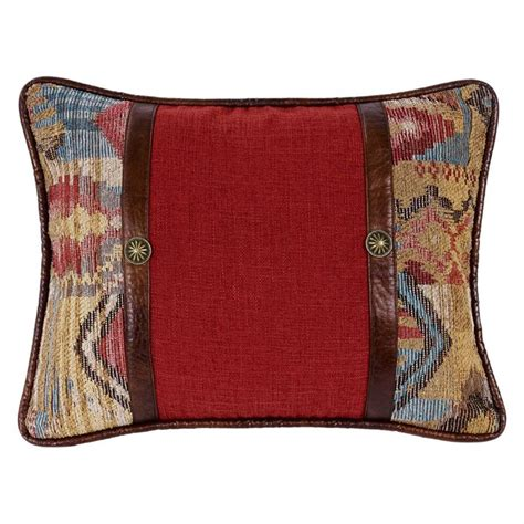 Southwestern Throw Pillows For by Ruidoso Southwestern Oblong Pillow