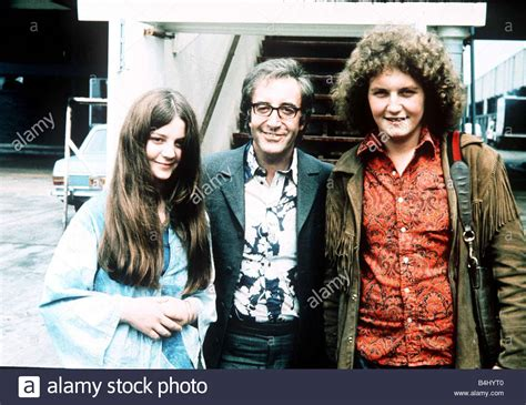 actor michael and sara peter sellers actor and director with son michael and