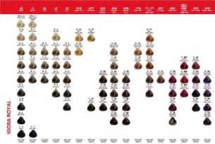 igora color chart igora royal color chart cutting edge