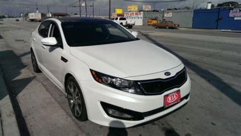 2013 Kia Optima Sx Gdi Purchase Used 2013 Kia Optima Sx Gdi Turbo In Wilmington