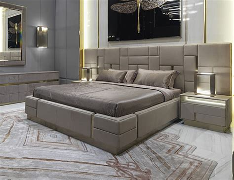 italienisches bett nella vetrina visionnaire ipe cavalli beloved beige bed in