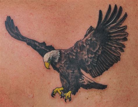 eagle tattoo on shoulder blade eagle tattoo by joshing88 on deviantart