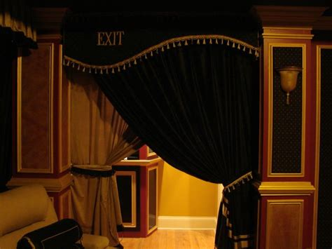 home theater velvet curtains home theater door curtain hand crafted cornice with your