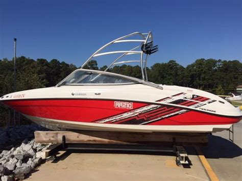 yamaha jet boat for sale georgia 1990 yamaha ar 210 boats for sale in milledgeville georgia