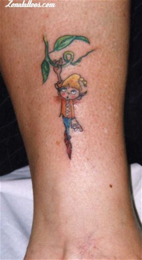 tatuaje duende sentado pictures to pin on pinterest