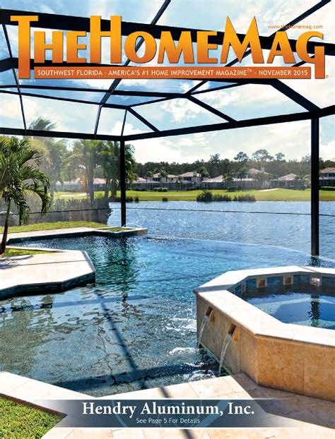thehomemag southwest florida n november 2015 by thehomemag