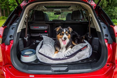Nissan X Trail For Dogs by Nissan X Trail Becomes Friendly With New Paw Pack
