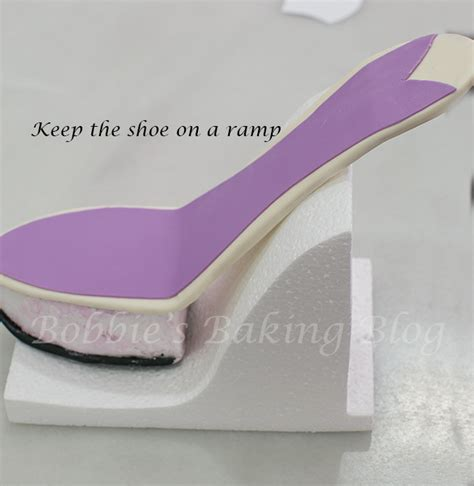 fondant high heel shoe template image collections