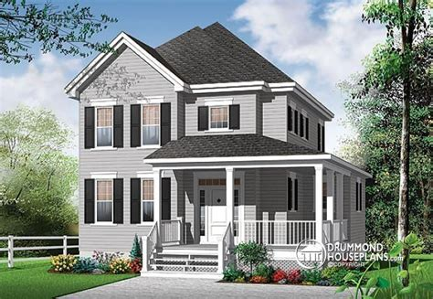 w3700 v1 2 storey 3 bedroom american style with home