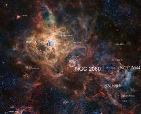 Radio Waves From Outer Space 2016 Apod 2016 February 26 The Tarantula Nebula