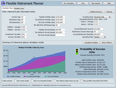 Retirement Calculator Spreadsheet by The Top 4 Retirement Planning Spreadsheets Reviewed
