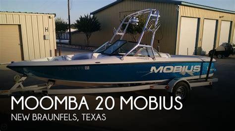 cruiser dealer new braunfels tx sold moomba 20 mobius in new braunfels tx pop yachts