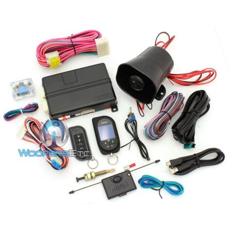 responder hd 5906v viper 2 way security and remote start