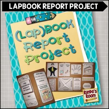 Lap Book Report Project