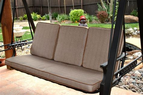 replacement cushions  outdoor furniture swing