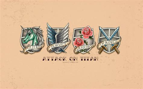 attack on titan tattoo attack on titan scouting legion wallpaper by imxset21 on