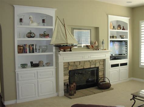 white built in cabinets built in white entertainment center cabinets cabinet