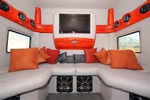 18 Wheeler Truck Interior Accessories Truck Sleepers On Western Trucks Semi