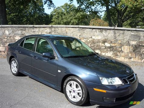 2006 nocturne blue metallic saab 9 3 2 0t sport sedan