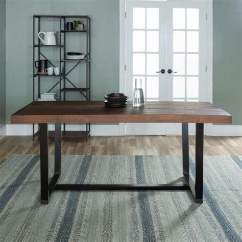 walker edison furniture company   mahogany rustic