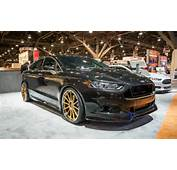SEMA Ford Fusions Fuse Style And Power – News Car Driver