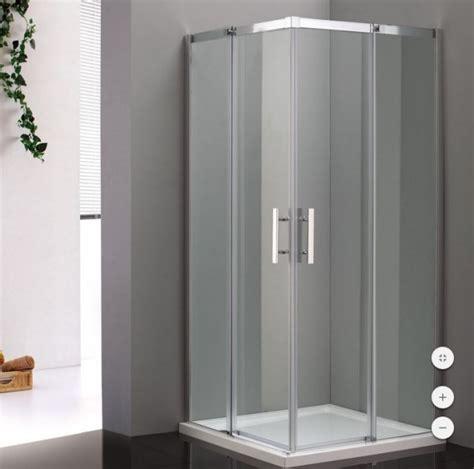box doccia porta scorrevole box doccia con porta scorrevole angolare quot creation quot