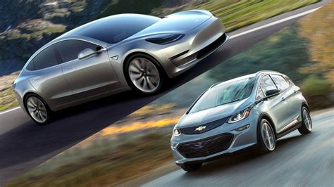 Tesla Model S Vs Chevy Volt Chevy Bolt Vs Tesla Model 3 Which Ev Is Right For You