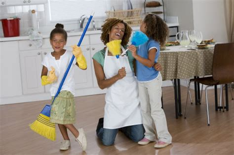 why parents who don t make kids do chores are doing them a