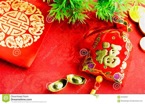 new year decoration ang pow new year decoration felt fabric packet or ang