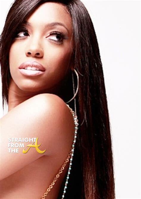 hair line by porsha williams stewart porsha stewart naked hair straightfromthea 1