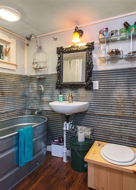 lou tiny house bathtub tiny house bathroom