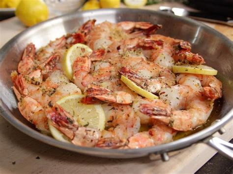 ina garten shrimp garlic herb roasted shrimp recipe ina garten food