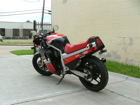 1985 Suzuki Gsxr 750 For Sale Two Sharp And Original 1986 Suzuki Gsx R 750 S For Sale