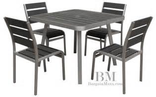 Sets 5 piece patio outdoor furniture patio dining set commercial grade