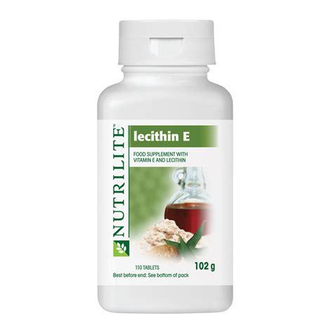Suplemen Nutrilite nutrilite lecithin e amway