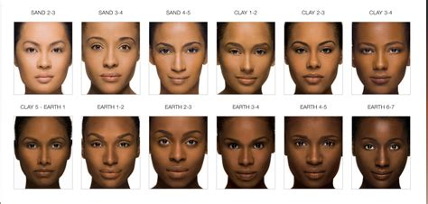 Luxury Culture 8163 3 2in1 beautytiptoday finding the foundation match for today s all american