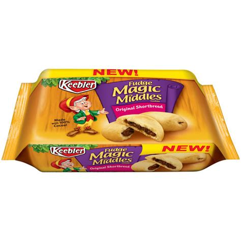 Planters Peanut Butter Crisps Discontinued by Keebler Magic Middles The Foods We Loved Wiki Fandom