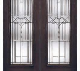 Table Lamp Aquarium French Doors Interior Beveled Glass The Interior Design