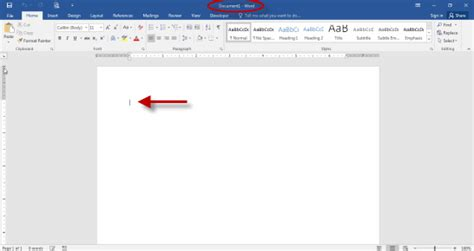 Creating A Document Tutorial Webucator - how to create a new document in microsoft word webucator