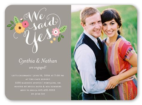 invitation for engagement party
