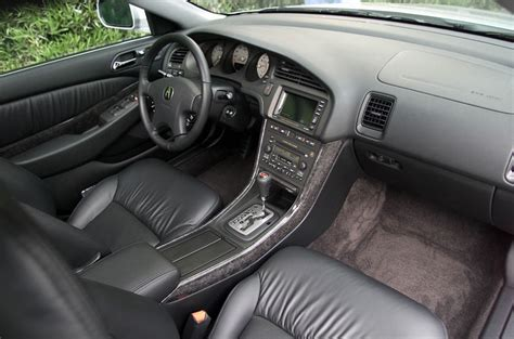 2002 acura 3 2 tl type s interior picture pic image