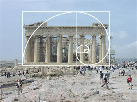 is the golden ratio design s greatest hoax archdaily