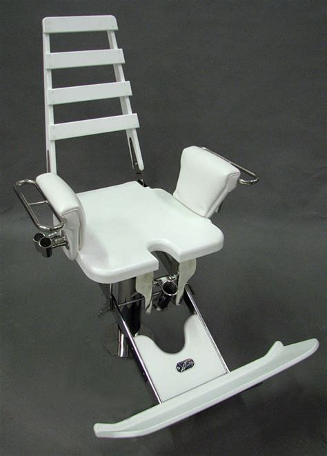 nautical design helm chair marlin chairs fabricated out of maintenance free white