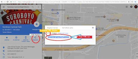 membuat barcode alamat cara membuat barcode qr lokasi google maps awiopen